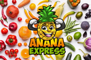 anana express Frutas y Vegetales