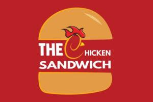 the-chicken-sandwich Hamburguesas Americana Pollo